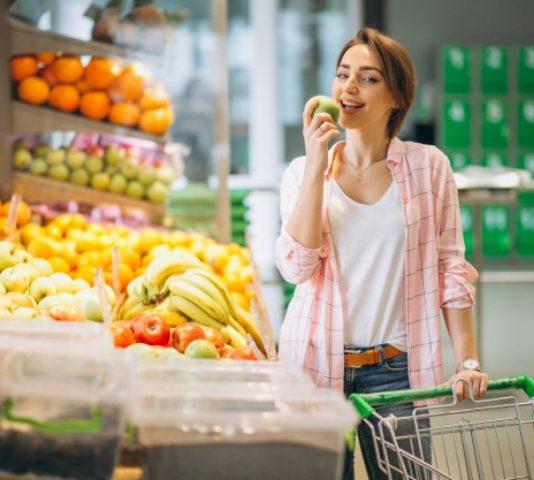 Jaka powinna być ilość warzyw i owoców w zdrowej diecie?