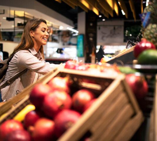 Jak zwiększyć sprzedaż owoców i warzyw